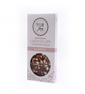 Chocolate almond - 90 g