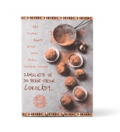 RAW chocolate recipes - book
