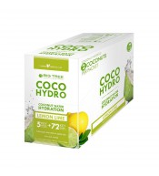 CocoHydro - Coconut Water electrolytes - Lemon Lime