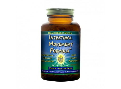Intestinal Movement Formula - 120 kapslí
