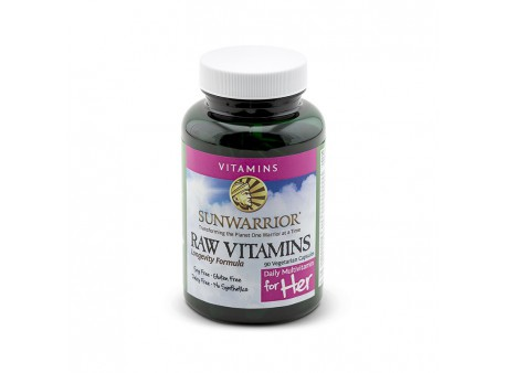 Vitamins for her - 90 capsules