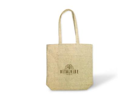 Shopping bag - large - 100% natural