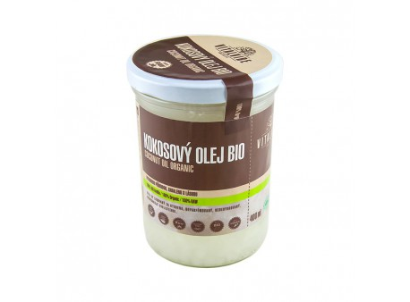 Coconut Oil Organic - 400 ml