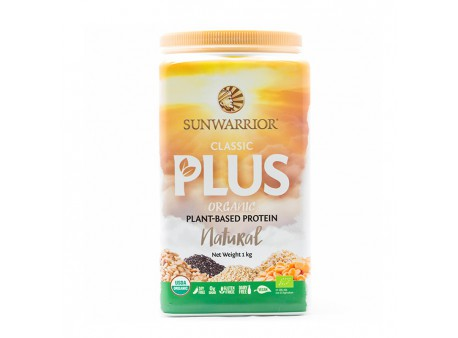 Sunwarrior Protein Classic Plus BIO - Neochucený