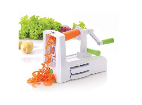 """Spiral Slicer """"Spirooli"""": vegetable and fruit slicer"""