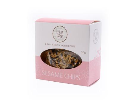 Sesame chips - 50 g