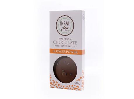 Čokoláda flower - 90 g