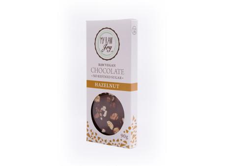 Čokoláda hazelnut - 90 g