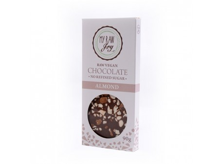 Čokoláda almond 90 g