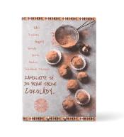 Kniha Zamilujte se do pravé syrové čokolády