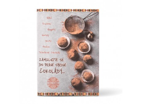 RAW chocolate recepies - book