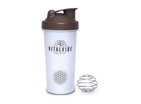 Shaker hnědý Vitalvibe