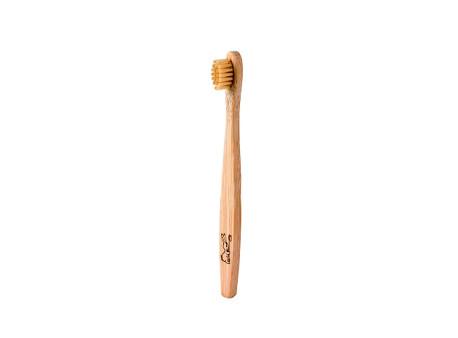 Zubní kartáček bambusový JUNIOR