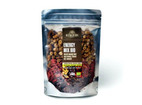Energy mix Organic