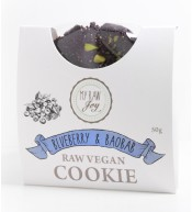 Cookie superfood BIO blueberry & baobab