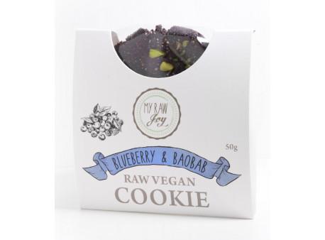 Cookie superfood BIO blueberry & baobab