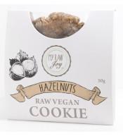 Cookie BIO lískový oříšek