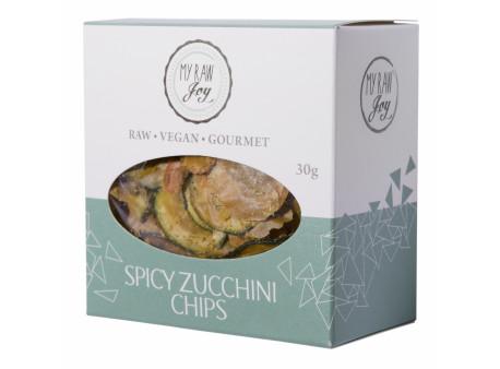 Chips BIO Zucchini spicy