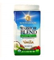 Protein Blend Organic Vanilla, Sunwarrior