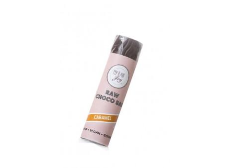 Chocolate bar caramel Organic