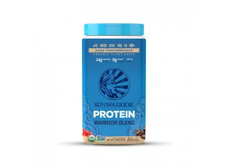Protein Blend Organic Mocha