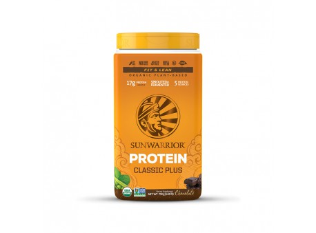 Protein Plus Organic czekoladowy