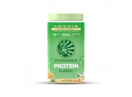 Protein Classic Organic vanilla