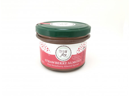 Strawberry Almond Spread Organic