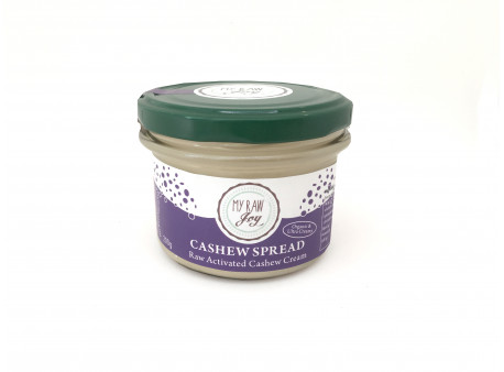Cream Organic from activated cashew nuts