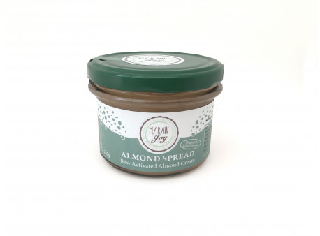 Cream Organic from activated almonds