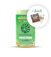 Protein Classic Organic vanilla + free Coffee with Lion´s mane and Cocoa with cordyceps