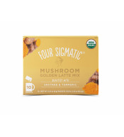 Golden Latte + Shiitake & Turmeric mushroom mix