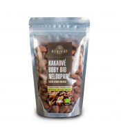 Raw cacao beans whole - organic - 250 g