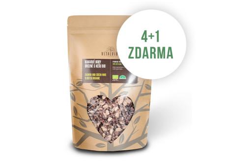 Cashew Cacao Clusters (4 + 1 ks ZDARMA)