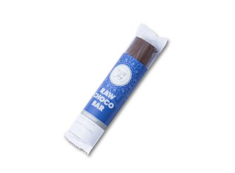 Čokoládová tyčinka BIO borůvková