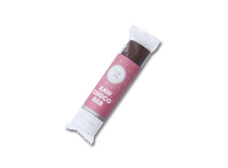 Čokoládová tyčinka BIO jahodová