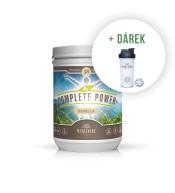 Complete Power™ BIO vanilkový (+ DÁREK Shaker Vitalvibe) (Kód: 8019)