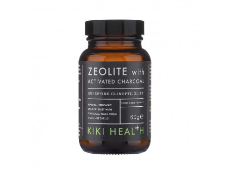 Zeolite With Activated Charcoal Powder
