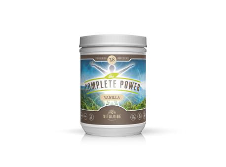 Complete Power™ Organic vanilla