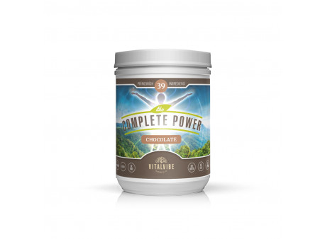 Complete Power™ ORGANIC chocolate