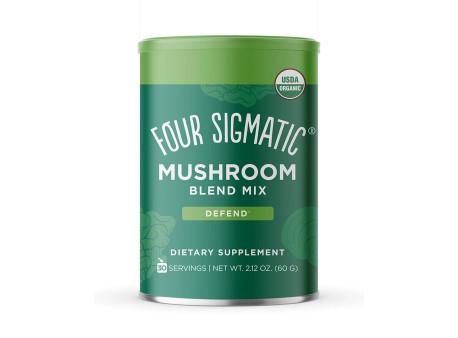 10 Mushroom Blend Mix