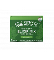 Chaga Mushroom Elixir Mix Organic