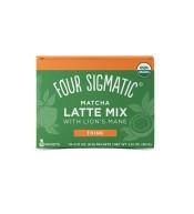 Lion´s Mane Mushroom Matcha Latte Mix