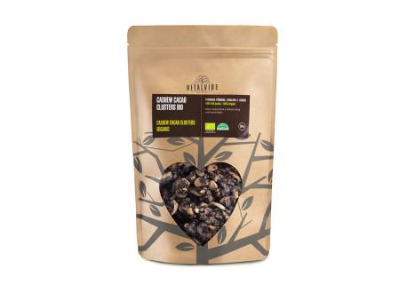 Cashew cacao clusters BIO