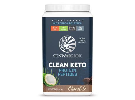 Clean Keto chocolate