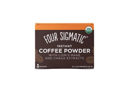 Lion's Mane Mushroom Coffee Mix Organic