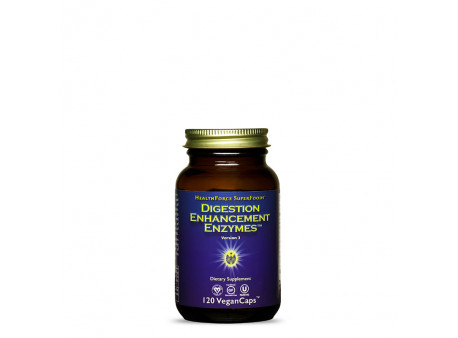 Digestion enhancement enzymes