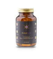 Hořčík chelátový + vitamin B6, kapsle (Kód: 1716)