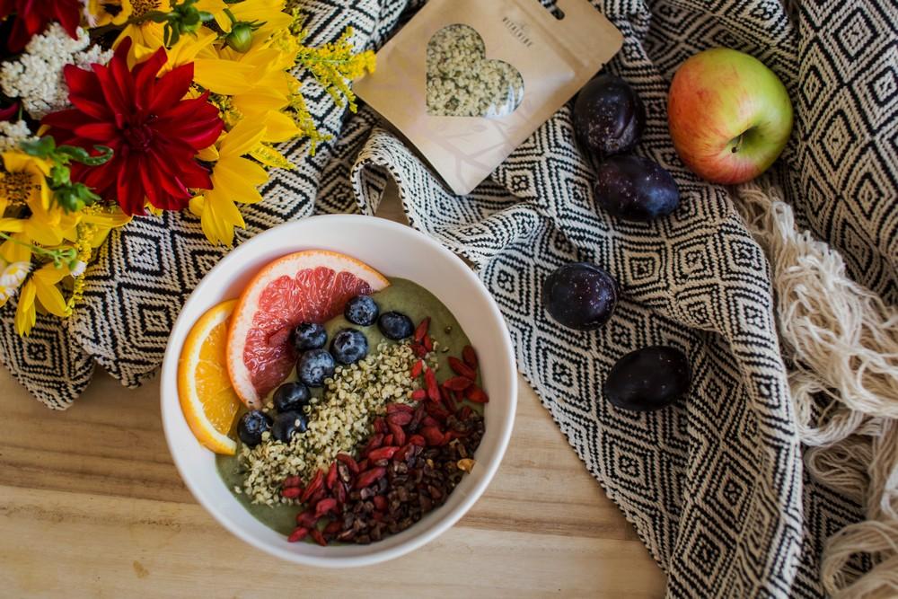 Zdravá snídaně: Detoxikační kaše se superpotravinami