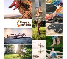 Happy Sandals workshop: Výroba barefoot sandálů